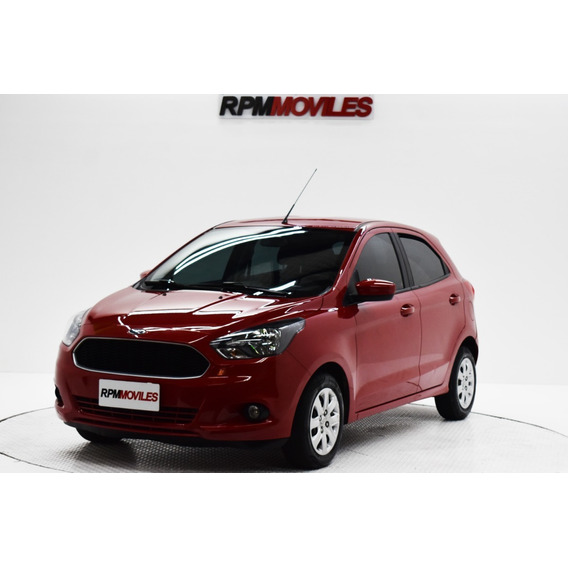 Ford Ka 1.5 Se 5p 2018 Rpm Moviles