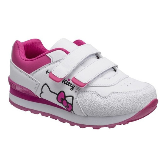 Topper Zapatilla Niñas Hello Kitty - Running Theo Cs