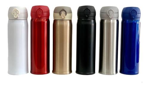 Garrafa Térmica Aço Inox Água Gelada Garantida Por 24horas