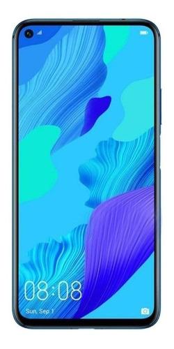 Huawei Nova 5t Dual Sim 128 Gb Crush Blue 6 Gb Ram
