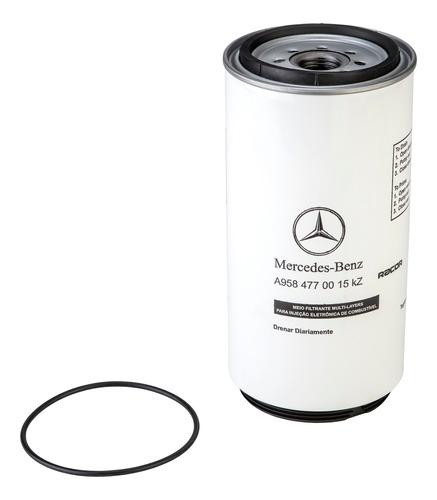 Filtro Combustible Mercedes-benz Atron 1720 K