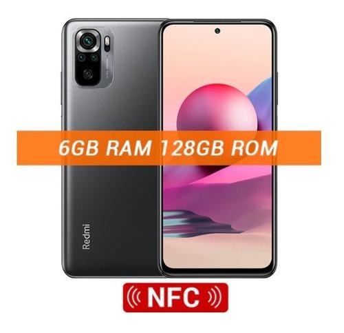 Smartphone Xiaomi Redmi Note 10s Helio G95 6gb/ 128gb E Nfc