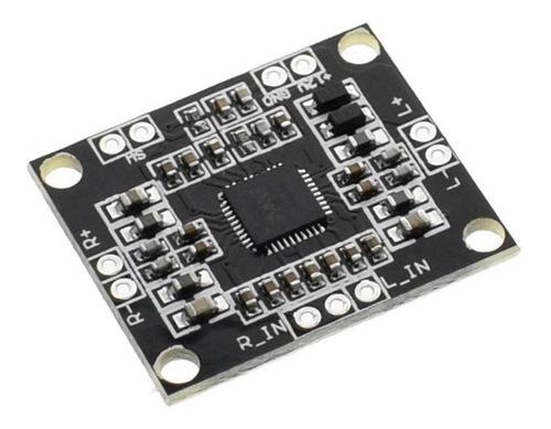 Módulo Pam8610 Amplificador De Audio Estéreo 10wx2 Ssdielect