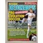Revista Almanaque Dos Detonados 5 Evolution Soccer 2013 B531