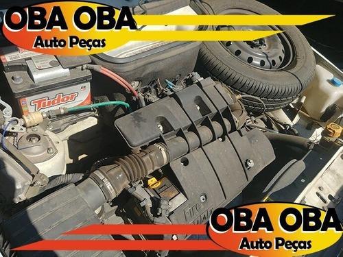 Motor Parcial Uno /palio /siena 1.0 Fire Flex 2008 A 2016