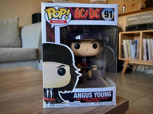 Funko Pop Angus Young Ac/dc. La Plata.