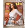 Revista Manequim 511 Camila Pitanga Rendas Bordado F893
