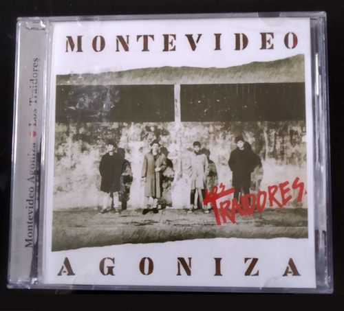 Cd De Los Traidores Montevideo Agoniza. Nuevo.