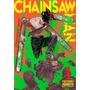 Livro Chainsaw Man 01