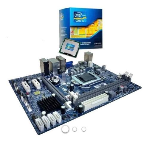 Kit  Upgrade I5 3.60ghz+ Placa Mãe