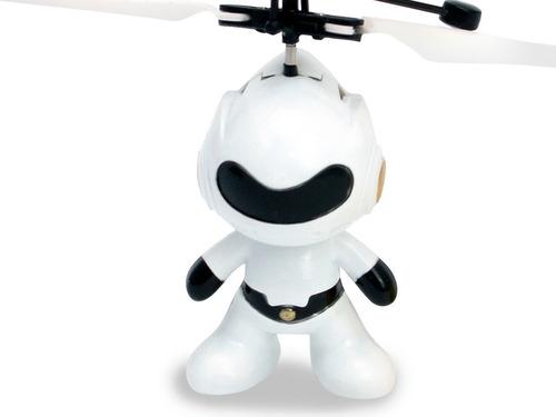 Mini Drone Robo Brinquedo Controle Infravermelho Voa Verdade