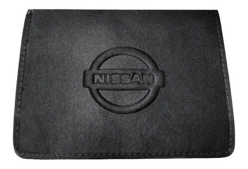 Pasta Porta Manual Do Proprietário Nissan March Versa Kicks