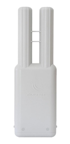Access Point Exterior Mikrotik Routerboard Omnitik 5 Poe Rbomnitikupa-5hnd  Blanco