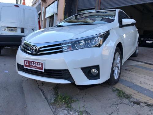 Toyota Corolla Xei 1.8 6 M/t Con Gnc Modelo 2014 Full Full