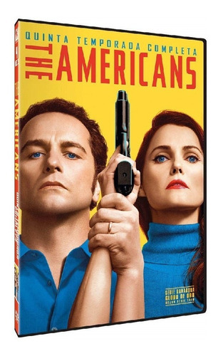 The Americans - Completa En Dvd