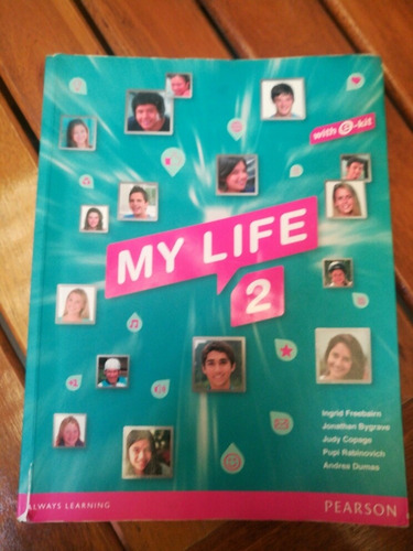 My Life 2 Pearson