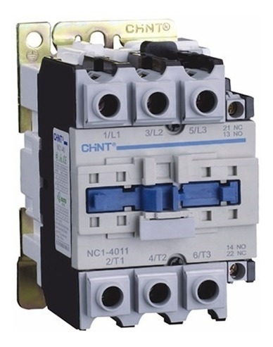 Contactor 40amp 220 V Ac3 Electrico 3 Polos Trifasico Chint