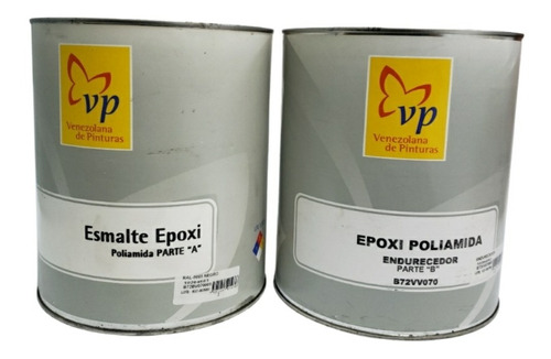Pintura Epoxica Poliamida Parte A + Parte B Vp