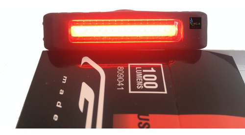 Luz Trasera Para Bicicleta Gw Alta Intensidad Linterna