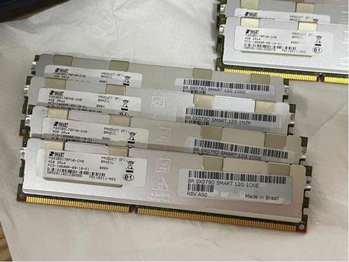Memoria Servidor Smart 4gb 2rx4 Pc3 10600r Ecc - Dell Hp Ibm