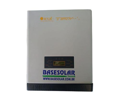 Promoção Inversor Solar On Grid 3000w Wifi 2 Mppt Omnik