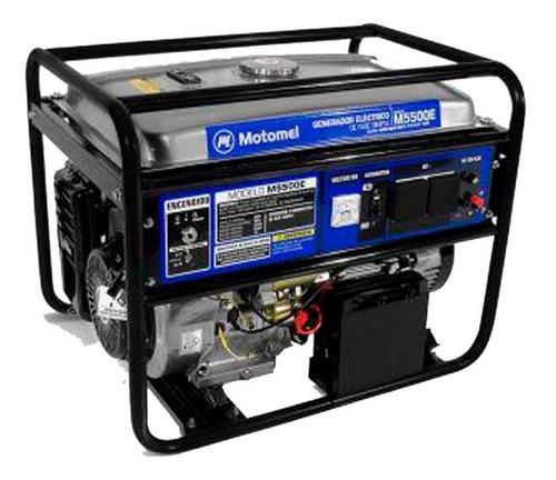 Generador Eléctrico Portátil Motomel M5500e - Motos 32