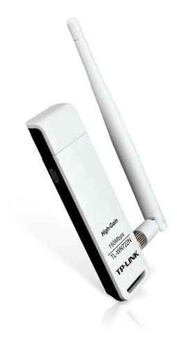 Adaptador Wifi Usb Tp-link Tl-wn821n 300mbps Berazategui