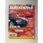 Revista Automóvel 65 Ford Fiesta Focus Golf Xsara 2002 W879