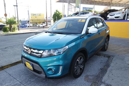 2018 Suzuki Vitara Glx Factura Original