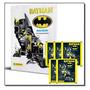 Batman 80 Anos Album Capa Dura 48 Cards hq