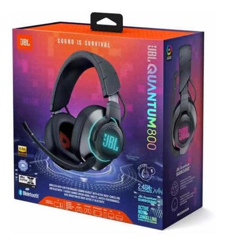 Jbl Quantum 800 Wireless Noise Cancelling 7.1