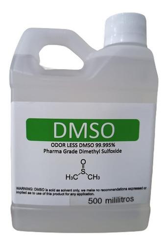 Dmso Dimetilsulfoxido  Puro 99.9 - Unidad a $114900