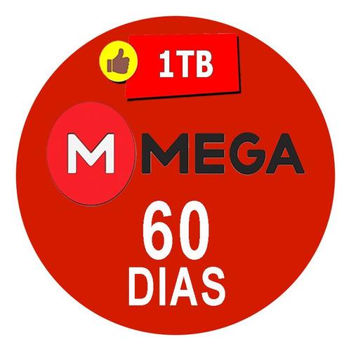 Cuentas Premium Mega 60 Dias 2 Meses Oficial 500gb Mensual