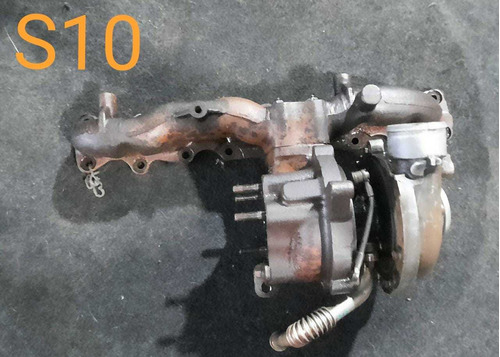Turbina Completa Chevrolet S10 2.8 Original