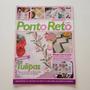 Revista Arte Fácil Ponto Reto Babador Pano De Copa Bb672