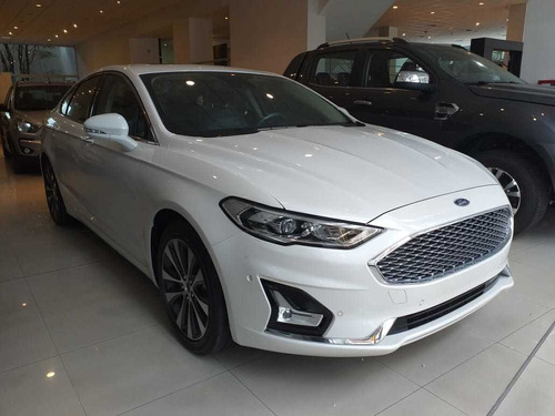 Ford Mondeo Titanium At
