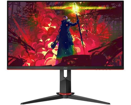 Monitor Gamer Hero Full Hd 27'' G-sync 144hz Ips 1ms Aoc