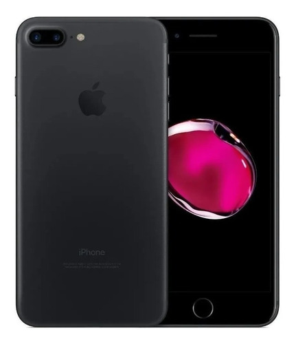 iPhone 7plus 128gb Preto Original, Nota Fiscal Garantia Zero