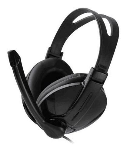 Headphone De Ouvido P2 C/ Microfone Dex Df-300 Stereo Pc
