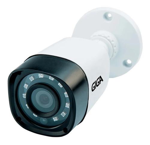 Câmera De Segurança Giga Full Hd 1080p Visão Noturna Gs0271