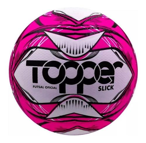 Bola De Futsal Futebol Topper Slick