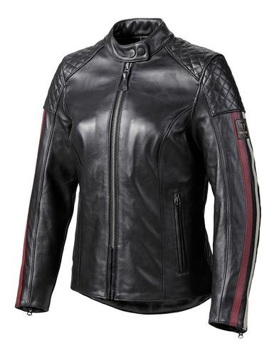 Jaqueta Fem Moto Triumph 2021 Braddan Sport Jacket Tam P