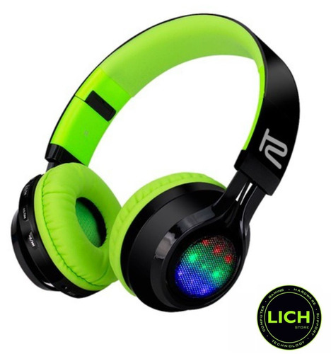 Auriculares Klip Xtreme Khs-660 Bluetooth + Micro Sd - Lich