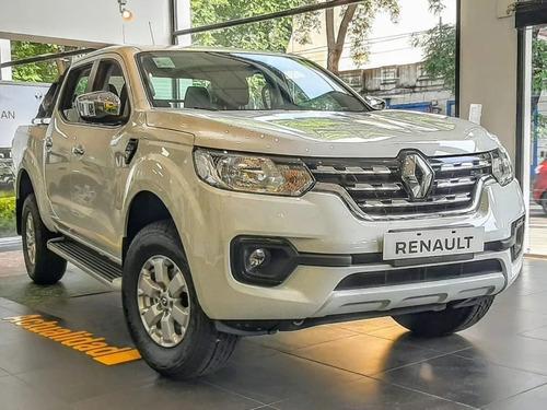 Renault Alaskan Confort Intense Iconic 2.3 Cvt 0km 2021 #ff