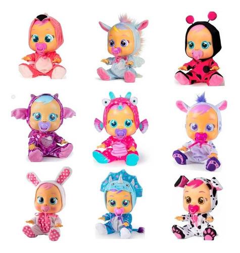 Cry Babies (bebés Llorones) Originales Cdo2990