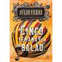 Livro Novo Cinco Semanas Em Um Balão Julio Verne