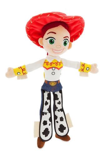 Peluche Jessie De Toy Story 28cm Original Disney Store U S A