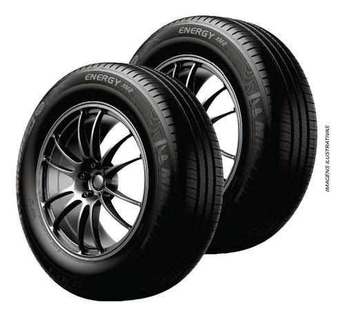 Kit 2 Pneus Michelin Aro 14 Energy Xm2 185/70 R14