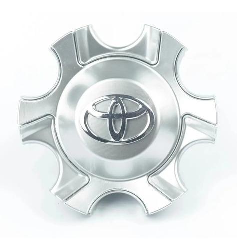 Calota Tampa De Roda Toyota Hilux 2016 P/ Roda 18 Original