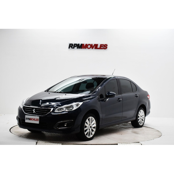 Peugeot 408 Allure Plus 1.6 Thp 2016 Rpm Moviles